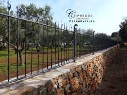 arte, arte ferro, arte recinzione