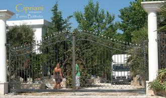 cancello pre villa, cancello ingresso, cancello ingresso villa